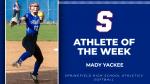 Athlete of the Week: Mady Yackee