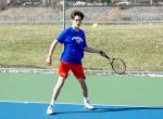 Boys Varsity Tennis beats Napoleon 5 – 0