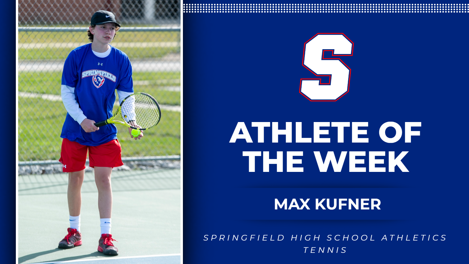 Athlete of the Week: Max Kufner