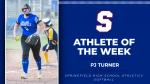 Athlete of the Week: PJ Turner