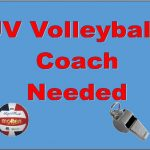 Looking for a JV Volleyball Coach