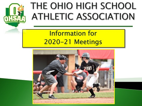 The OHSAA Preseason Meeting