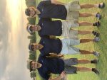 Boys Varsity Golf defeats Franklin-Monroe and National Trail with a season best 167.