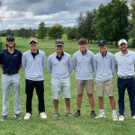 Boys Varsity Golf claims a spot in the OHSAA District Tournament with a 3rd place finish at Sectionals.