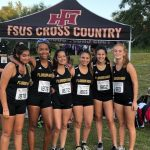 Girls Varsity Cross Country finishes 6th place at JPII Invite