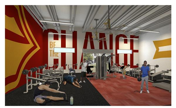 FSUS Gym Completion Campaign