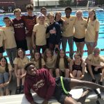 Boys & Girls Varsity Swimming & Diving finishes 3rd place at FHSAA Class 1A District 1