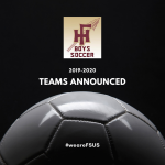 FSUS Boys Soccer Rosters Announced
