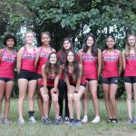 Girls Varsity Cross Country finishes 11th place at FHSAA Class 2A Region 1 Championships