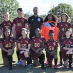 Girls Middle School Soccer ties Riversprings 1 – 1