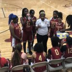 Girls Junior Varsity Basketball beats Booker T. Washington (Pensacola) 49 – 12