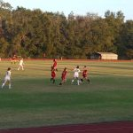 Girls Junior Varsity Soccer falls to Leon 5 – 0