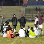Girls Middle School Soccer falls to Taylor County Middle School 3 – 1