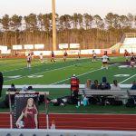 Girls Junior Varsity Soccer falls to Chiles 1 – 0