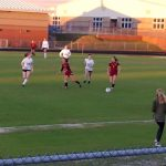 Girls Varsity Soccer fall's to North Bay Haven Charter Academy in Penalties