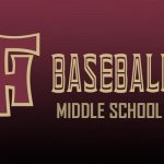 Boys Middle School Baseball falls to Marianna* 4 – 1