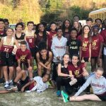 Middle School Boys and Girls finish 1st place at Maclay Middle School Meet