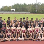 Varsity Girls Track take 6th and Varsity Boys Track 10th at the Jesse Forbes HS Invitational