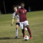 Zuri Robertson Selected to FACA Boys Soccer All-Star Classic