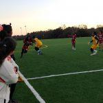 Varsity Flag Football beats James S Rickards 26 – 2
