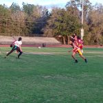 Varsity Flag Football beats Florida A&M DRS 43 – 13