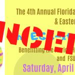 FSUS Egg-xtraordinary 5k, Fun Run, and Egg Hunt Canceled.
