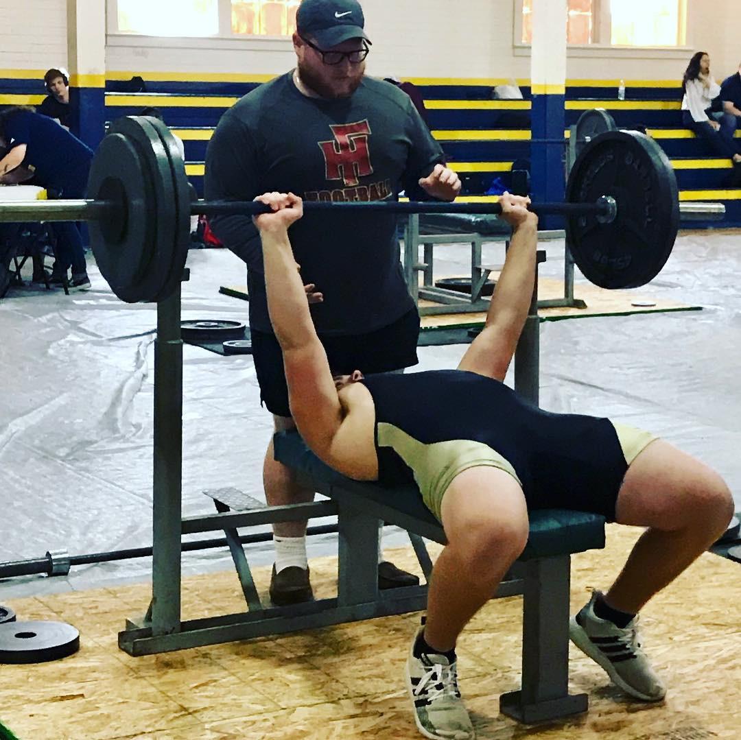 Varsity Weightlifting
