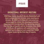 Basketball Interest Meeting