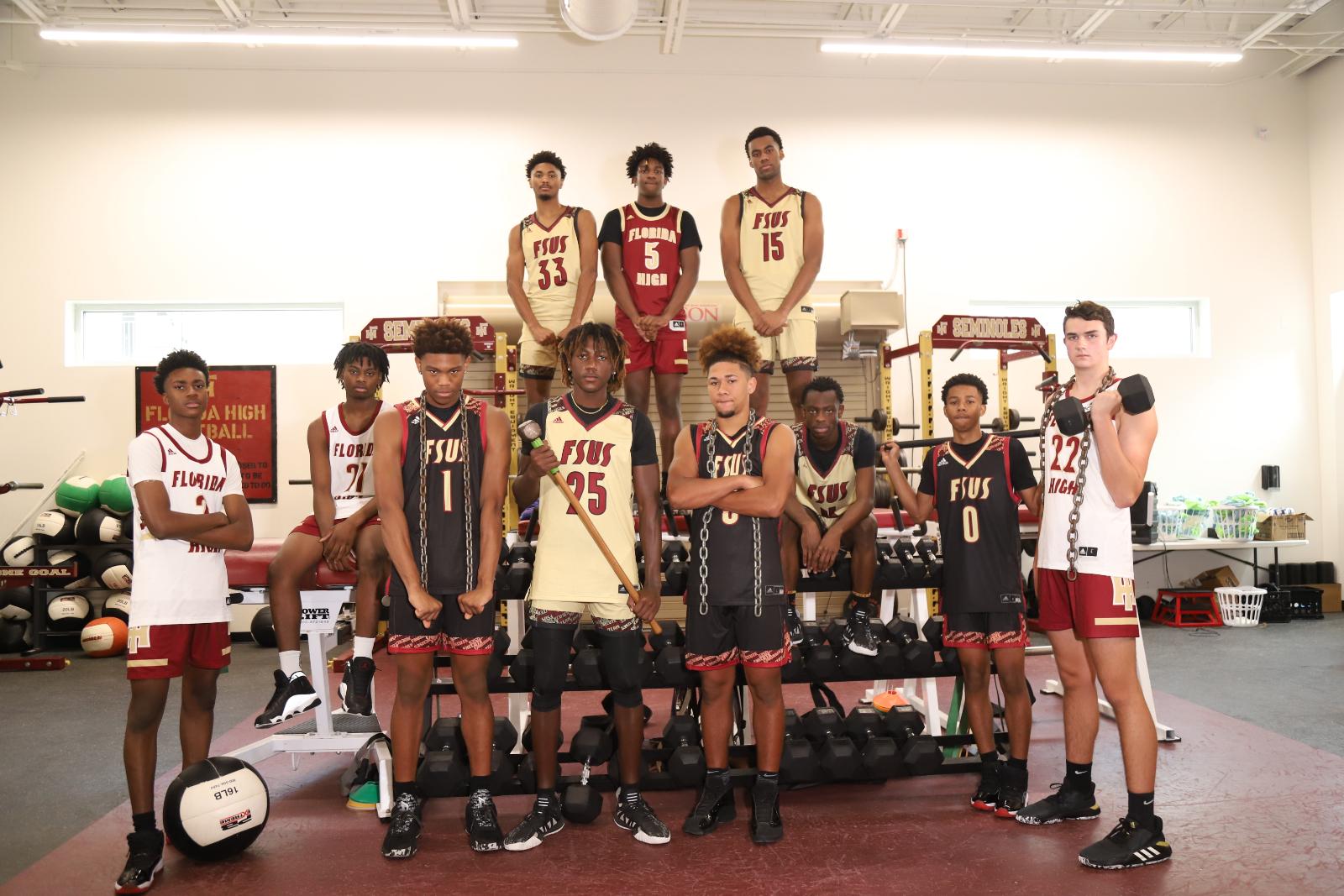 2020 Boys Varsity Basketball