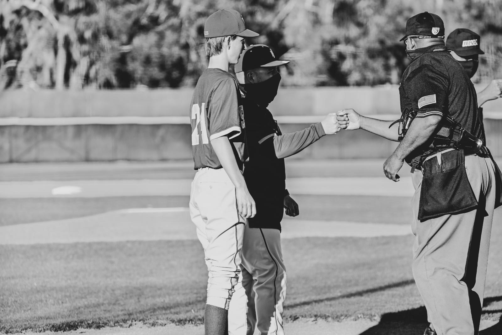 JV Baseball vs. Leon