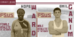 Cowhey + Ward February Athletes of the Month