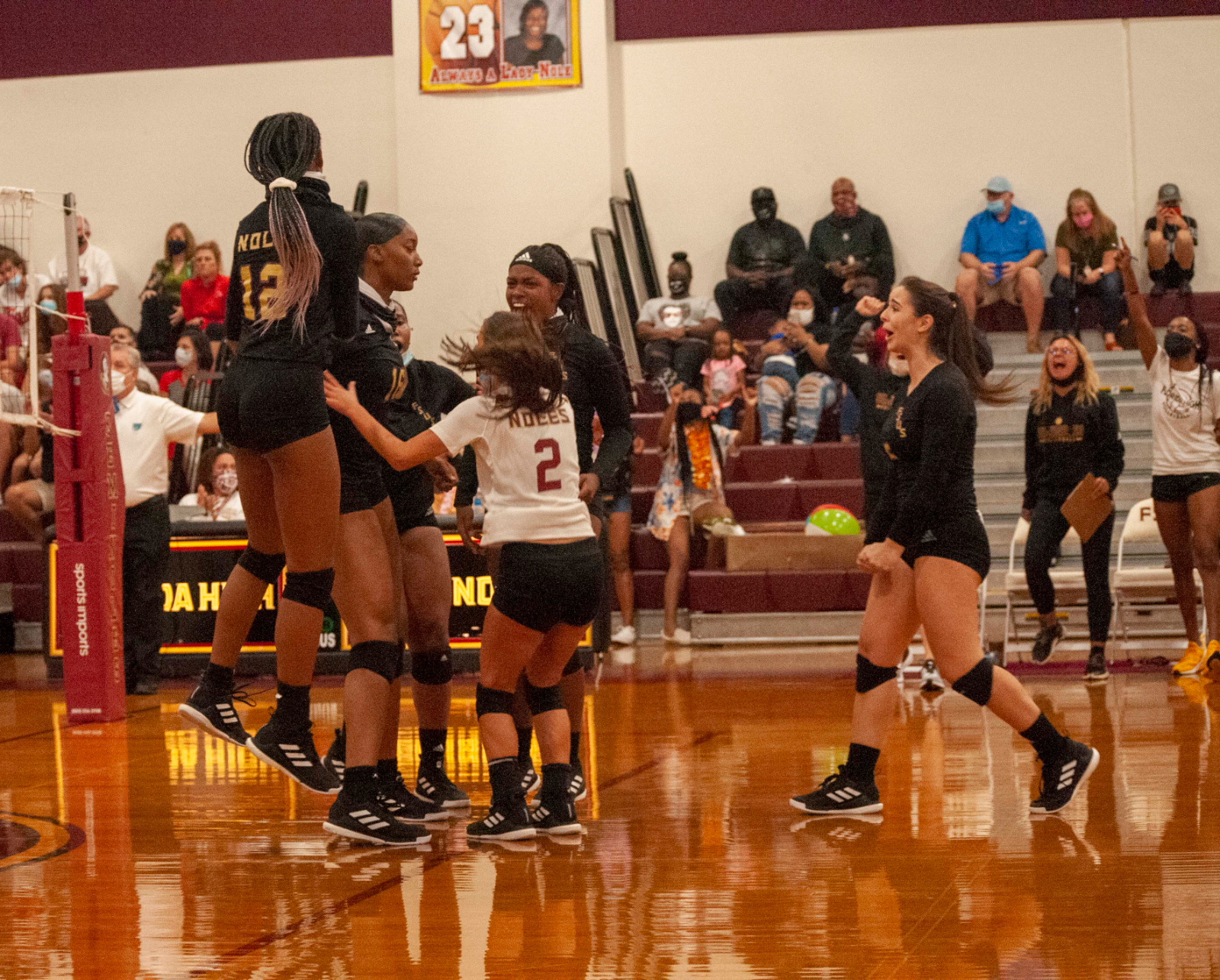 FSUS Volleyball Hosts 3rd Annual Seminole Youth Volleyball Camp