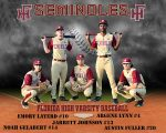 BASEBALL SENIOR NIGHT 4/20/2021 @ FSUS Arrive at 5:30 Game Starts at 6pm