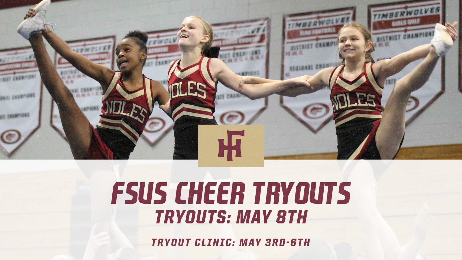 FSUS Announces Cheer Tryout Information