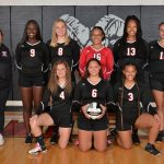 Varsity Volleyball Team Picture