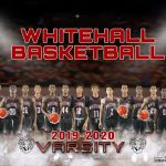 Varsity Boys Basketball Team Picture