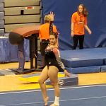 Whitehall Gymnastics had a solid showing at the Kilbourne Invitational