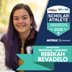 Rebekah Revadelo named a 2020 Scholar Athlete Awards Finalist