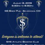 SHS Athletic Booster Club hosts Coaches Meet and Greet