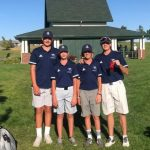 Fagan Earns Trip to State Golf Tournament
