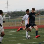 Silver Knights earn a 2-2 draw against Frontier Academy