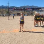 Tafoya First State Cross Country Finisher for Severance High School