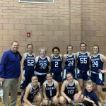 Girls Varsity Basketball beats Valor Christian School 53 – 46