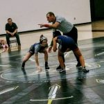 Girls wrestling takes place at SHS