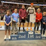 Severance High School Wrestling at CHSAA Championships