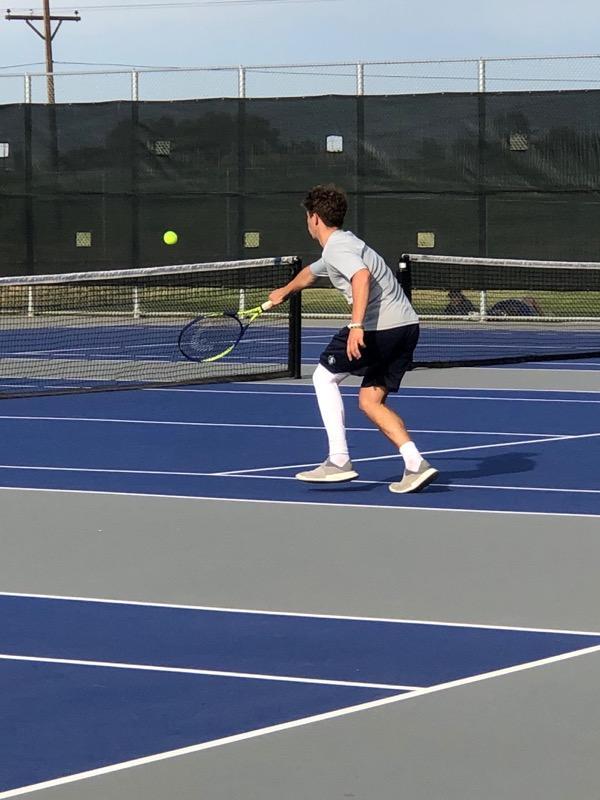 Boy's Tennis vs Mead 8/26/20