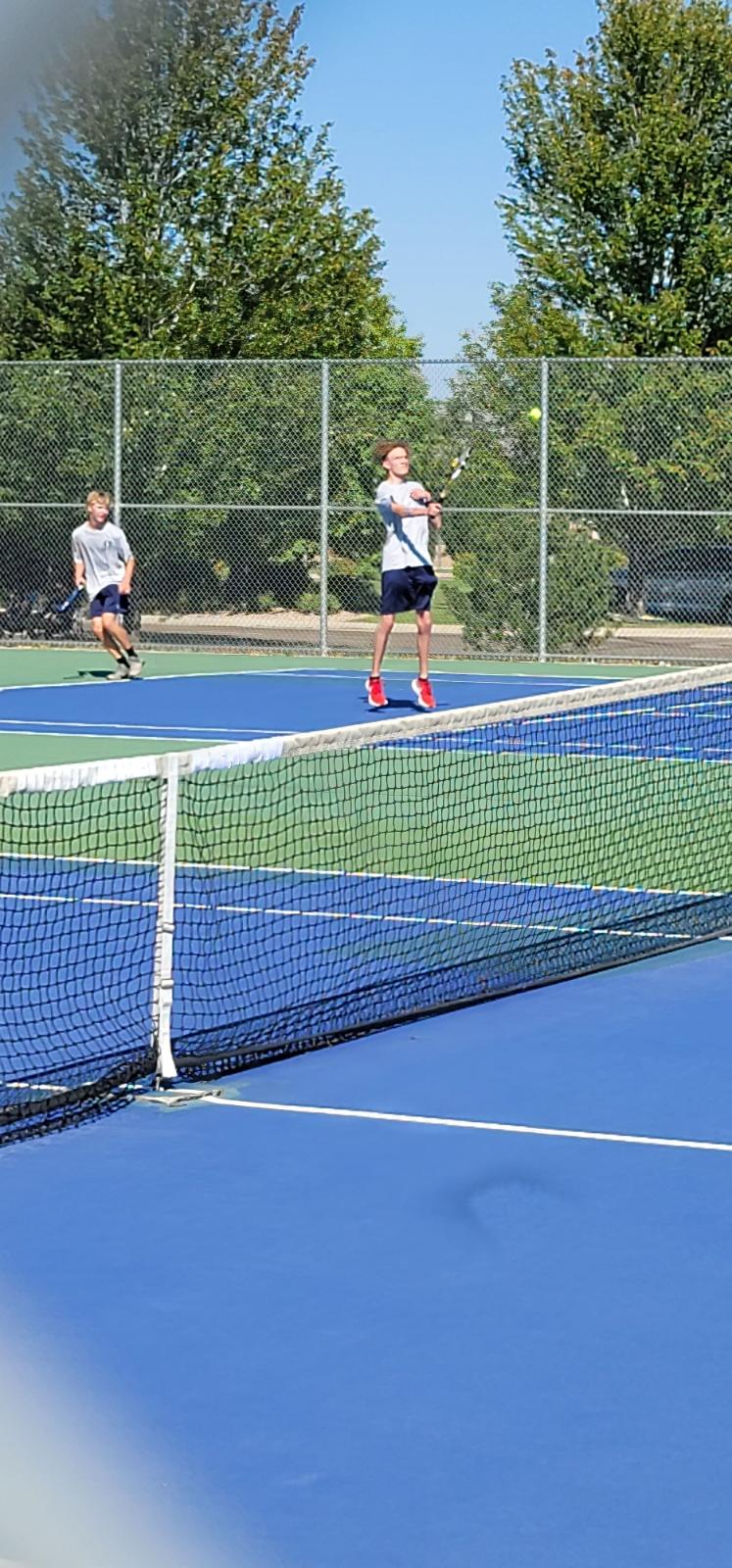 Boy's Tennis Mountain View Challenge 9/1/20 Photos