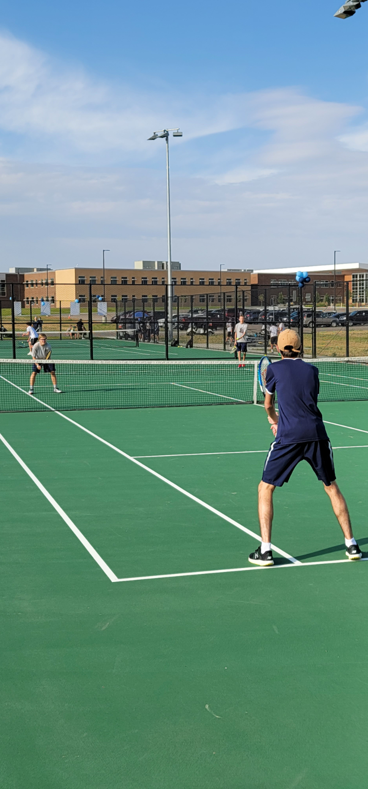 Boy's Tennis Riverdale Ridge 9/13/20