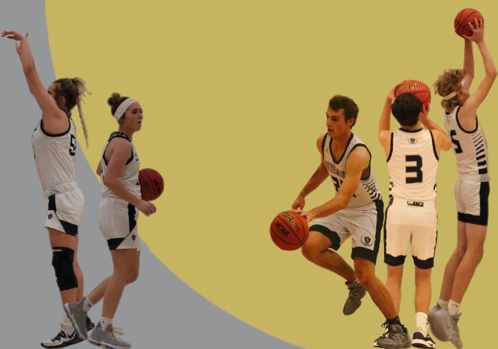 SHS Varsity Girls and Boys Basketball VS Thompson Valley-Live Streaming Option Available