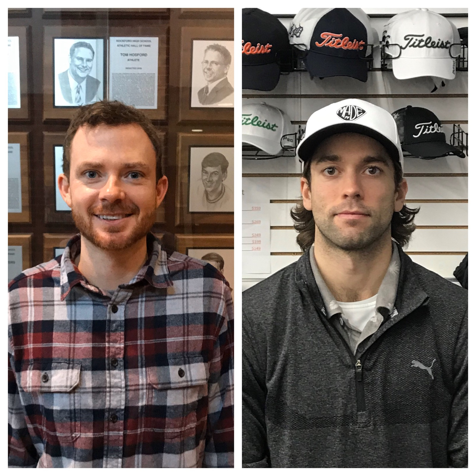 Schoder & Gallup Named New Varsity Boys Golf Coaches